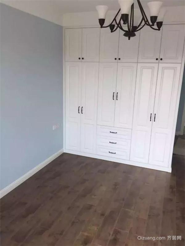 装修先铺地板还是先装衣柜