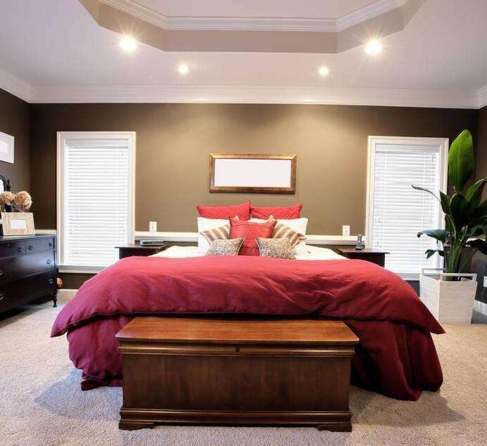 卧室太大怎么布置