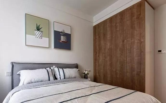 122㎡日式风格卧室装饰