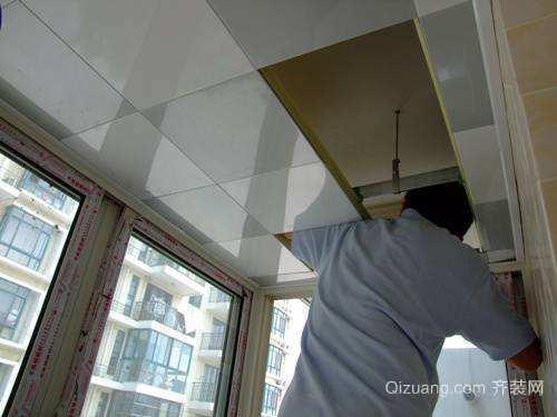 吊顶材料各种材质特点介绍