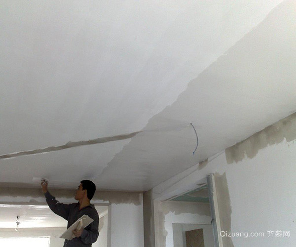内墙刮腻子步骤及施工工艺
