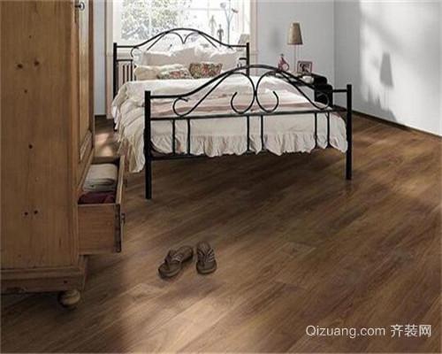 泗阳实木地板装修效果图1