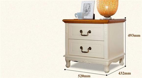 床头柜常规尺寸