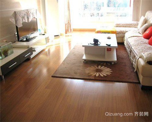 泗阳实木复合地板装修效果图4