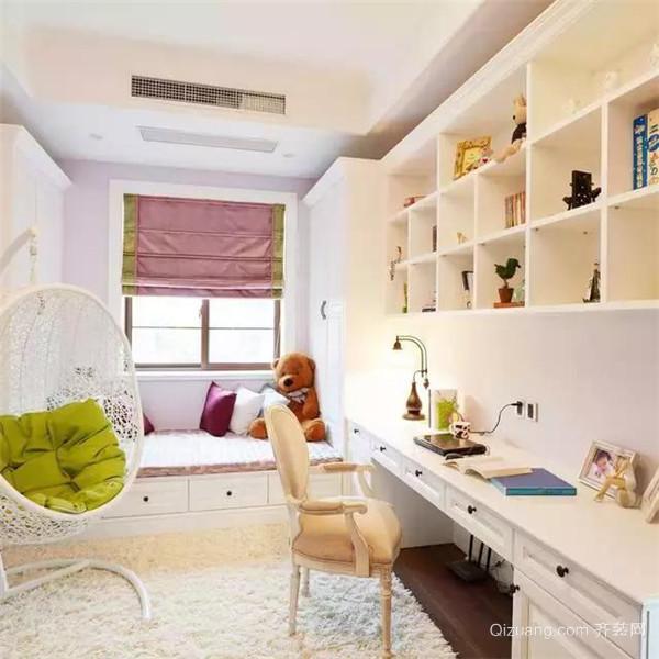 350平米美式独栋别墅活动室装修