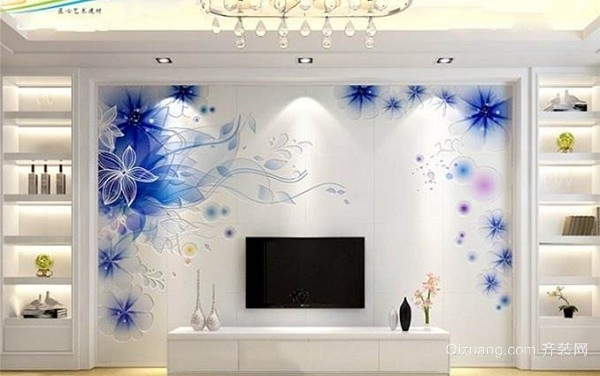 电视背景墙