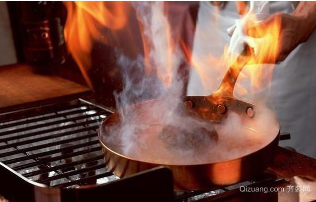 面对重油烟的中国厨房 我们应该如何选择吸油烟机