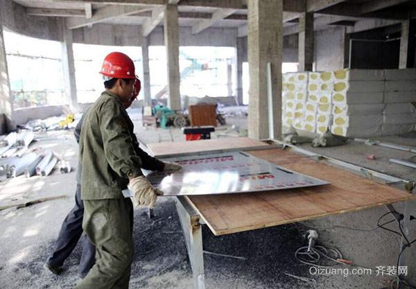室内装修施工流程