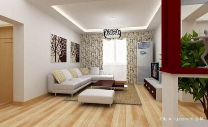 踢脚线颜色根据房间面积选择