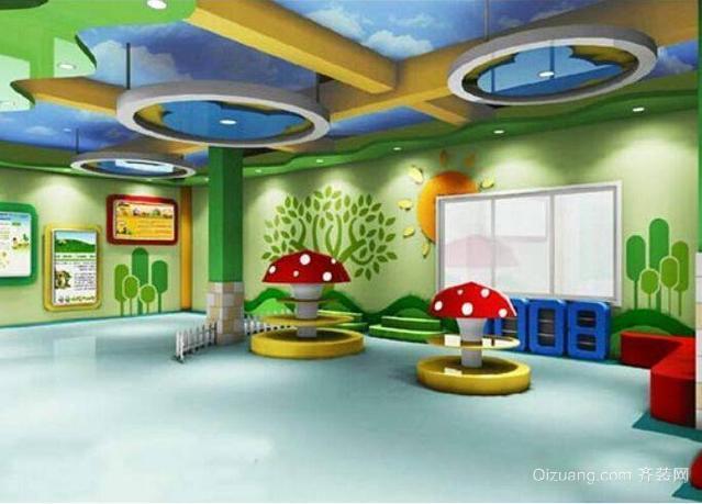 適合幼兒園的裝修風格有哪些