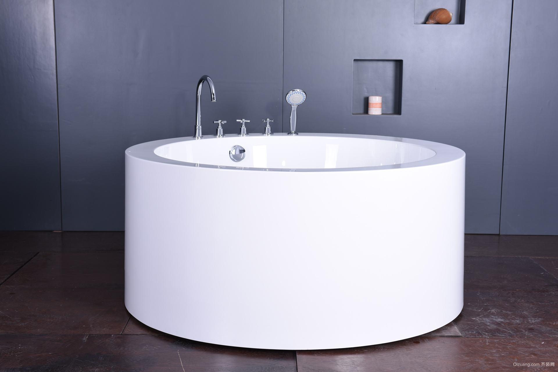 卫浴浴缸选购攻略