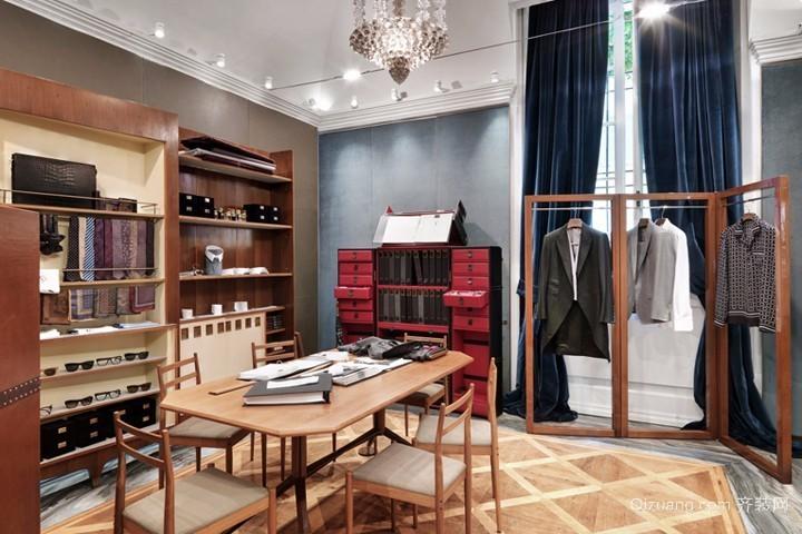 二十平米的服裝店裝修