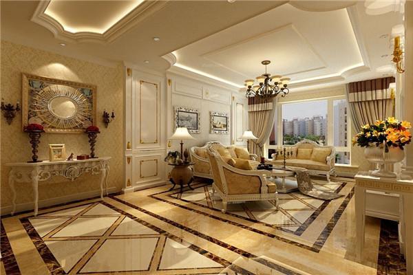 客厅装修风格流行趋势
