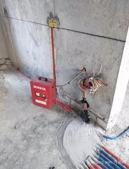 家庭水电装修验收标准9
