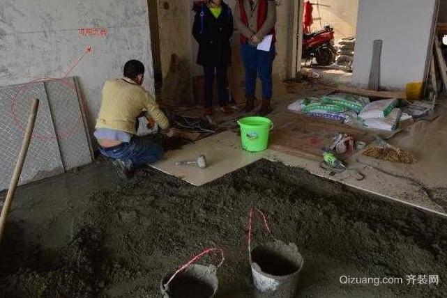 室内装修细节—泥工要点