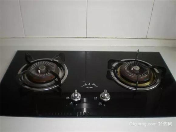 厨房灶具高度