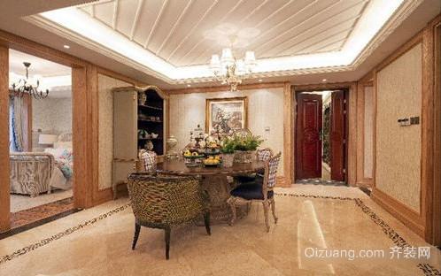 在乌海100平装修餐厅预算预估