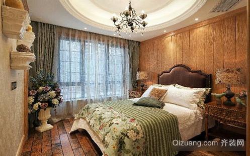 在乌海100平装修卧室预算预估