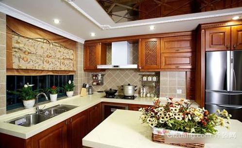 在乌海100平装修厨房预算预估