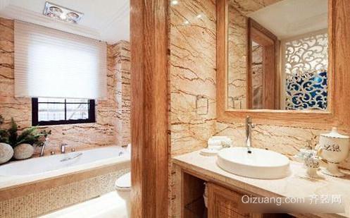 在乌海100平装修浴室预算预估
