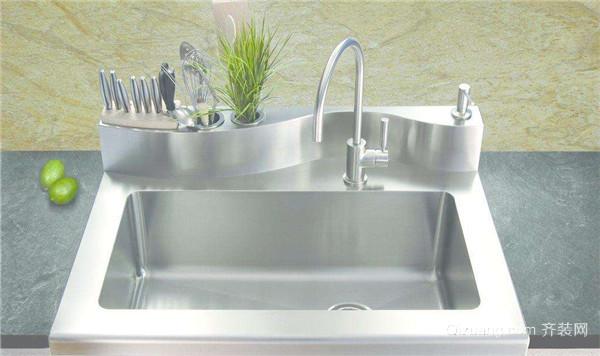 选购家用厨房水槽看什么