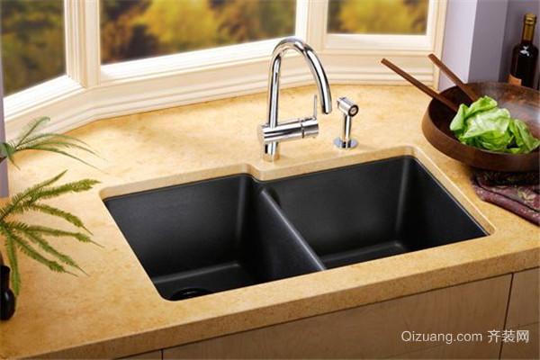 选购家用厨房水槽攻略