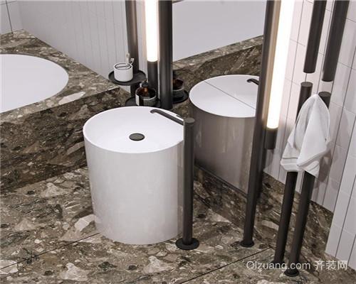 卫生间面积小如何装修