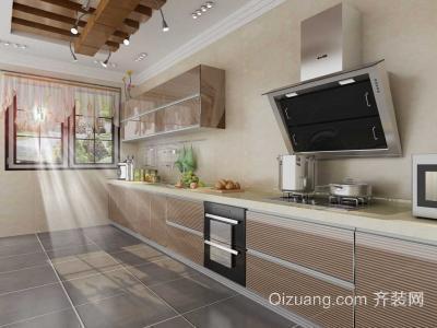 厨房装修抽油烟机的挑选
