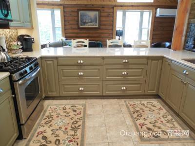 厨房装修空间规划