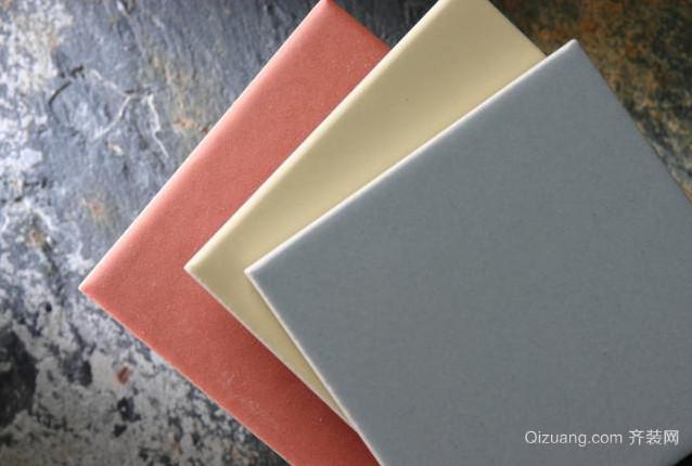 家庭装修不同区域瓷砖选购