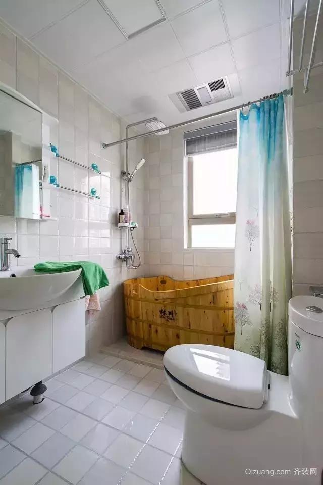 南平150㎡4室之卫生间
