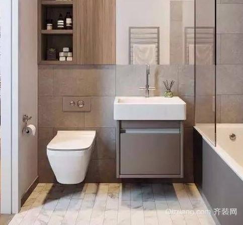 卫生间装修禁忌