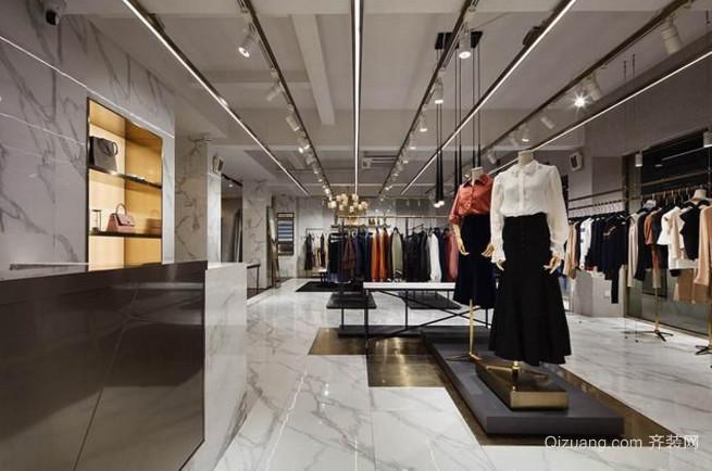 衢州服装店装修设计要素