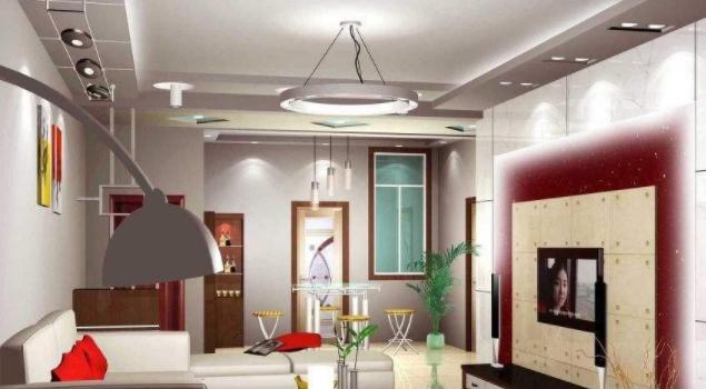 郑州精装修公寓效果图