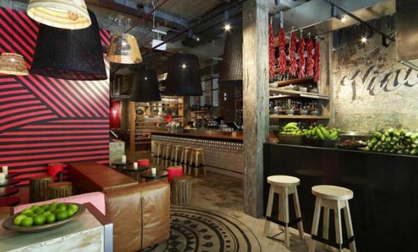 挑选不同的壁饰来东莞最好的装修公司点缀酒吧