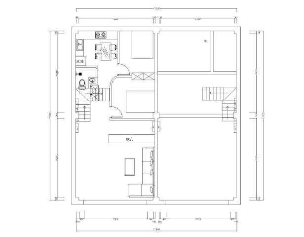 郑州loft装修设计图
