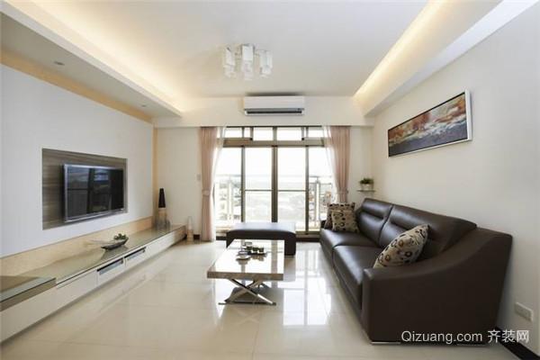 佛山桂城住宅客厅装修效果图