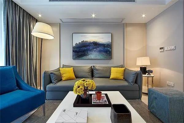 芜湖锦绣家园106平三室两厅装修案例