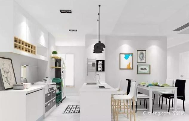 安吉篁庭厨房设计