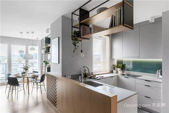 110平米厨房装修