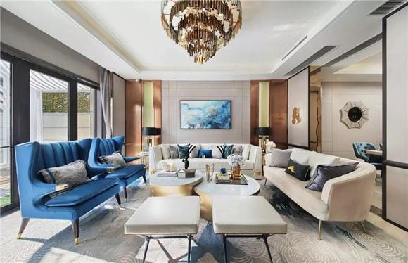 桂林欧式客厅装修效果图