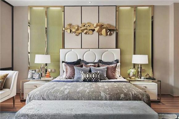 桂林欧式卧室装修效果图