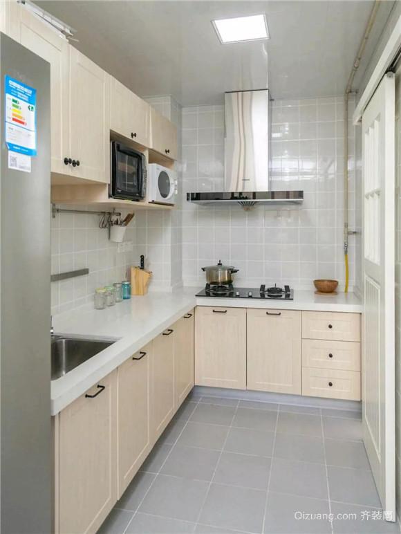 德阳100平米厨房装修效果图