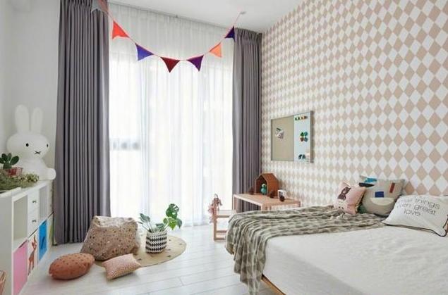 北欧风格次卧装修设计