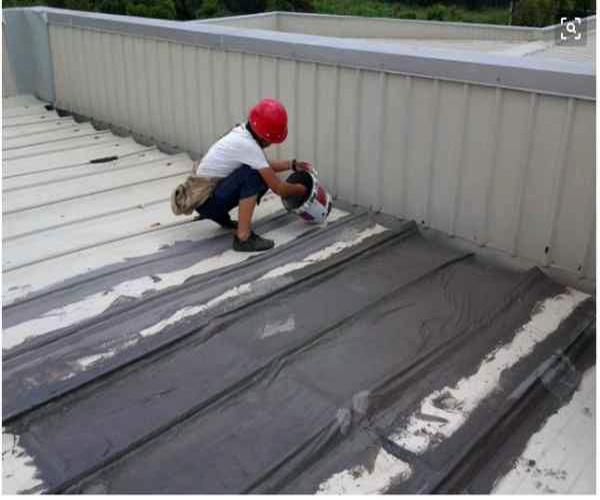 房顶防水补漏方法