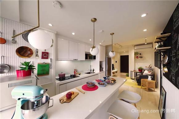 德阳一室一厅厨房装修