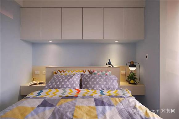 德阳一室一厅卧室装修