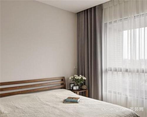 125平米现代简约风卧室装修效果图
