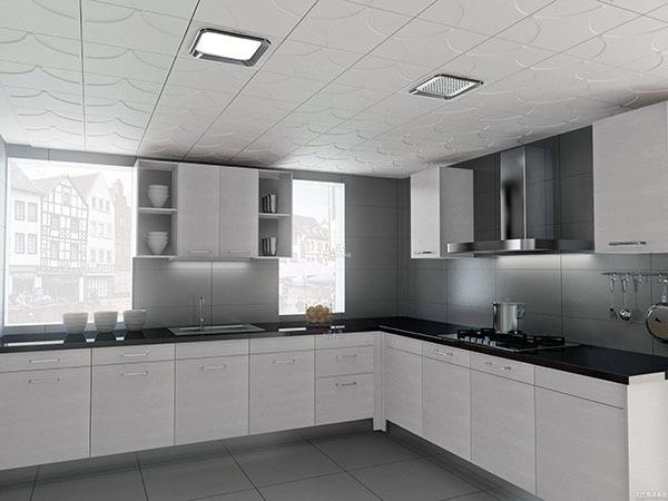 厨房吊顶用什么板 厨房做石膏板吊顶好吗
