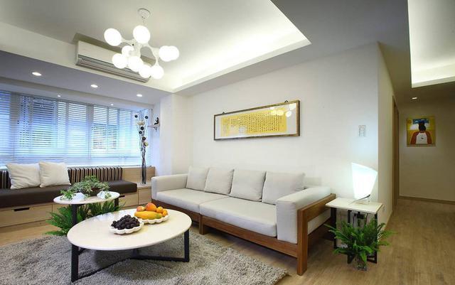 二手房客厅翻新设计